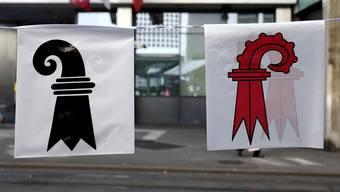 Die intakte Partnerschaft von Baselland und Basel-Stadt steht am Sonntag auf dem Spiel.