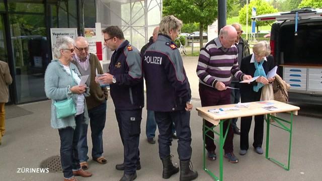 """""""Polizisten"""" rauben Rentner aus"""