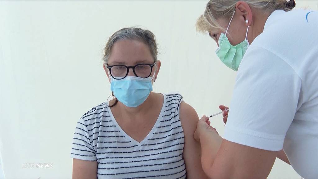 Tournee ist gestartet: Erster Impfbus des Kantons Zürich wurde in Gossau in Betrieb genommen