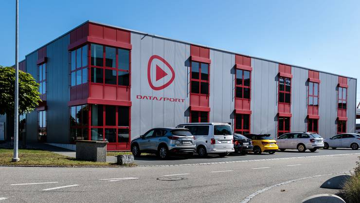 Der Firmenstandort von Datasport in Obergerlafingen bleibt auch nach der Trennung im Besitz der Swisscom.