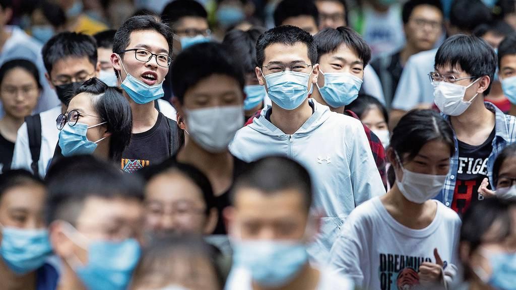 In China sind die Abschlussprüfungen mehr als nur ein Test