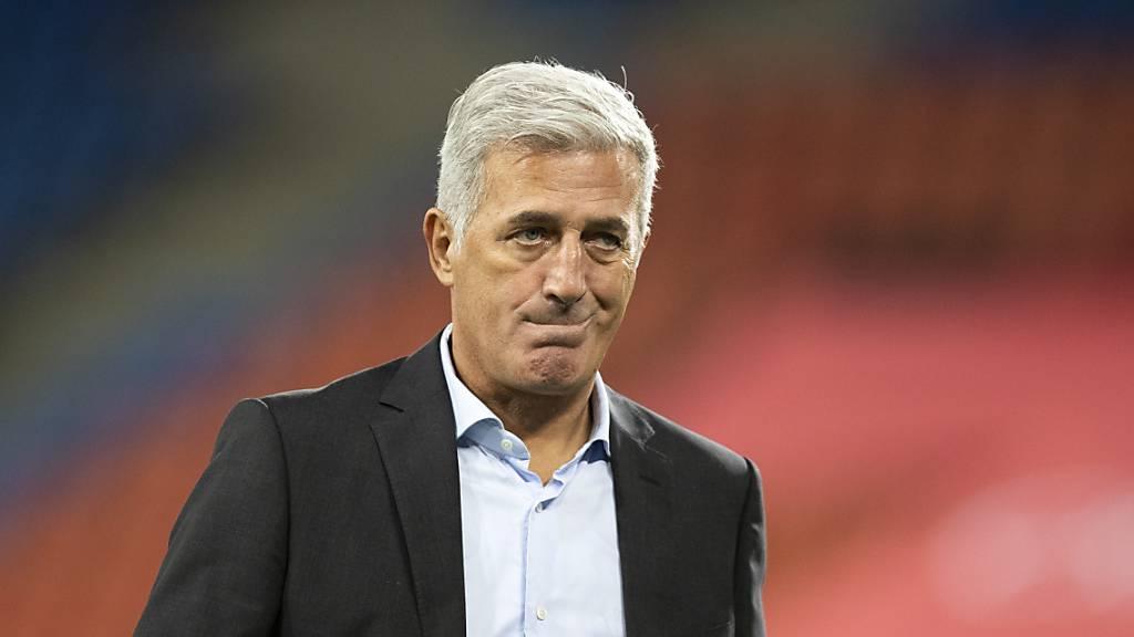 Das Team von Vladimir Petkovic ist im Fifa-Ranking zurückgefallen.