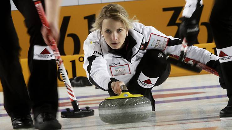 Silvana Tirinzoni in bester Form