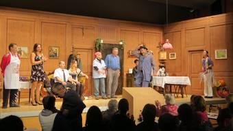 «Alles nur Theater» ein Stück exklusiv für Menschen mit Handicap