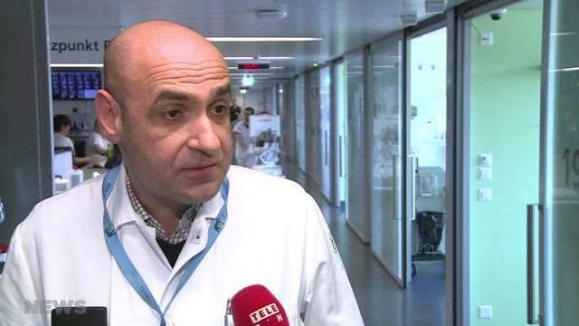 Inselspital: Auf Terroranschlag vorbereitet?