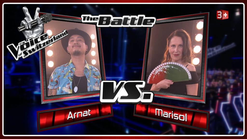 Staffel 1 - Folge 8 | Battle Marisol vs Arnat