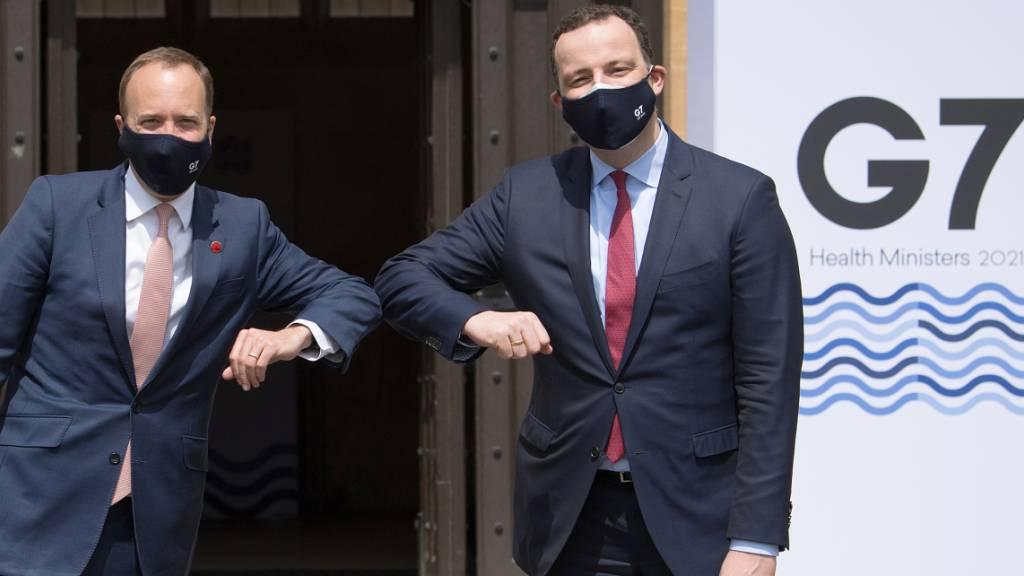 G7-Gesundheitsminister wollen künftige Pandemien gemeinsam abwehren