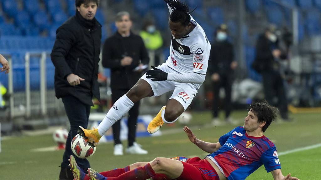 Basel verliert Meister Young Boys aus den Augen