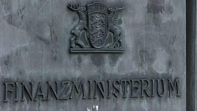 Das Finanzministerium in Deutschland hat die Hände voll zu tun (Symbolbild)