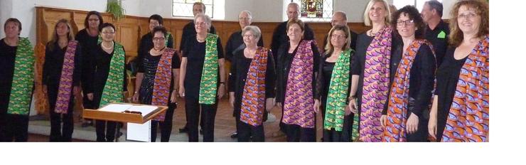 Gemischter Chor Schnottwil, gut aufgestellt.