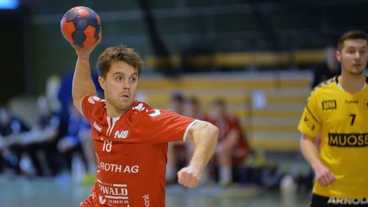 Wie schlägt sich der TV Solothurn gegen die Schaffhauser Junioren?
