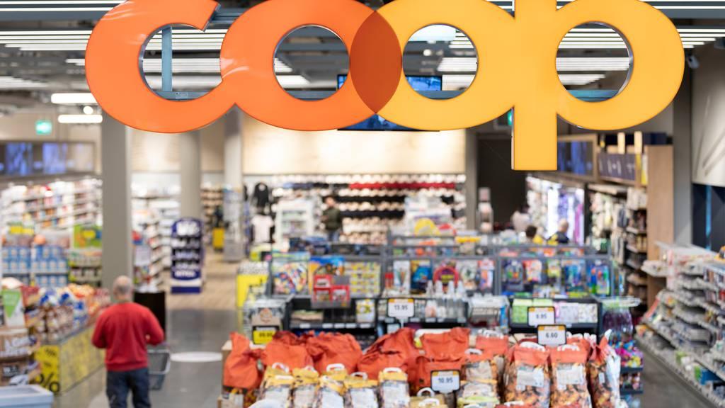 Coop steigert Umsatz dank Online-Handel und Bio-Produkten