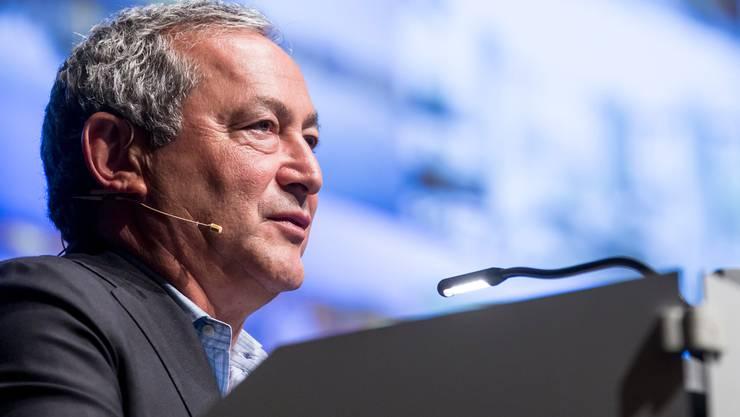 Der Investor Samih Sawiris ist Gründer und Verwaltungsratspräsident von Orascom. (Archivbild)