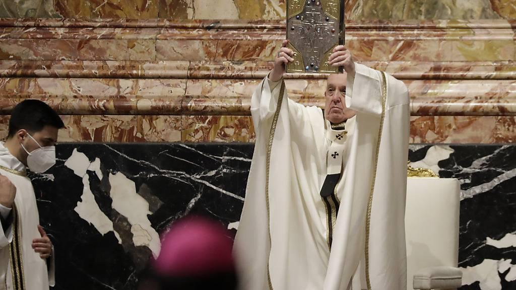 Zweites Corona-Ostern für Papst - Karfreitag ohne Pilgerfest