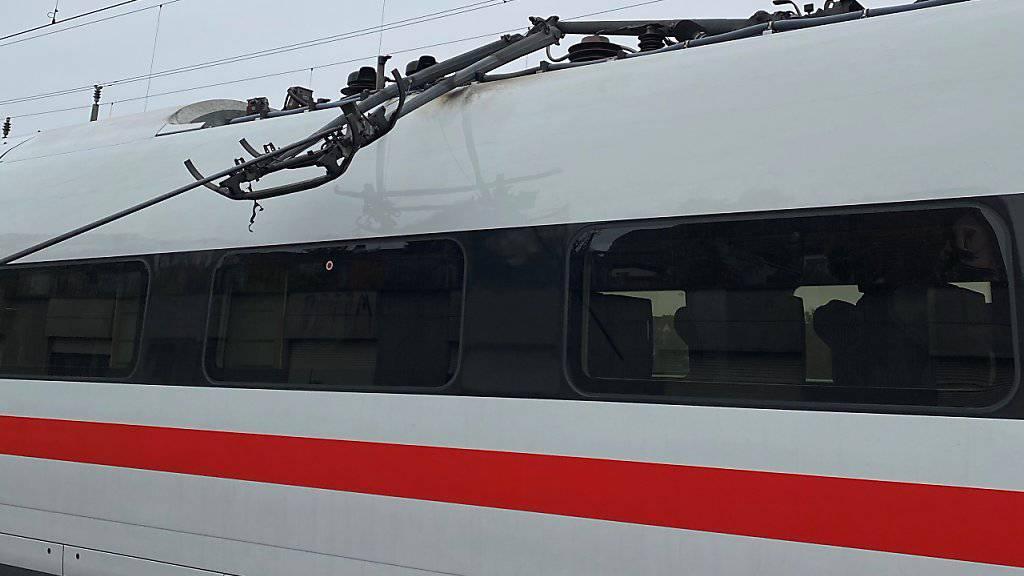 Fahrleitungsstörung in Bern legt Ost-West-Achse lahm