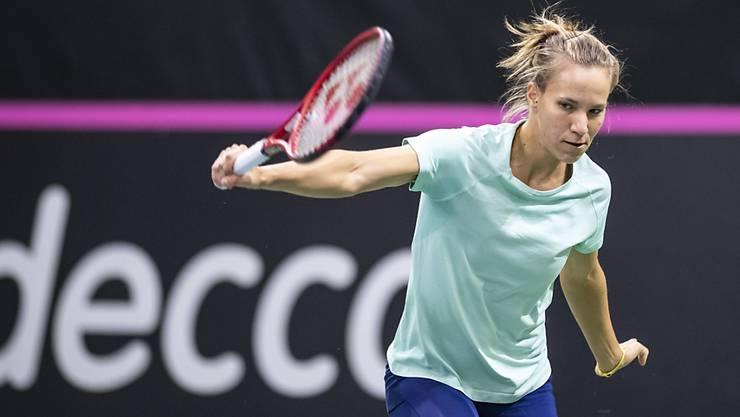 Victorija Golubic kommt in Miami nicht über die 1. Runde hinaus