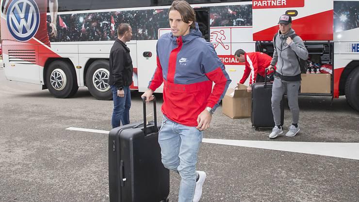 National-Goalie Yann Sommer wird in Belfast gegen Nordirland wohl einige Arbeit erhalten