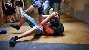Auch im Säuliamt mehr Jugendgewalt (Symbolbild).