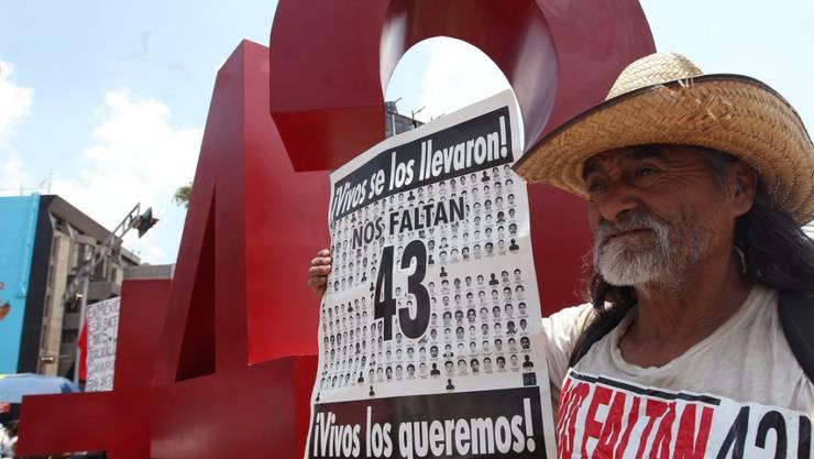 Die Zahl wiederholt sich in Mexiko: Nach 43 verschwundenen Studenten nun 43 Todesopfer
