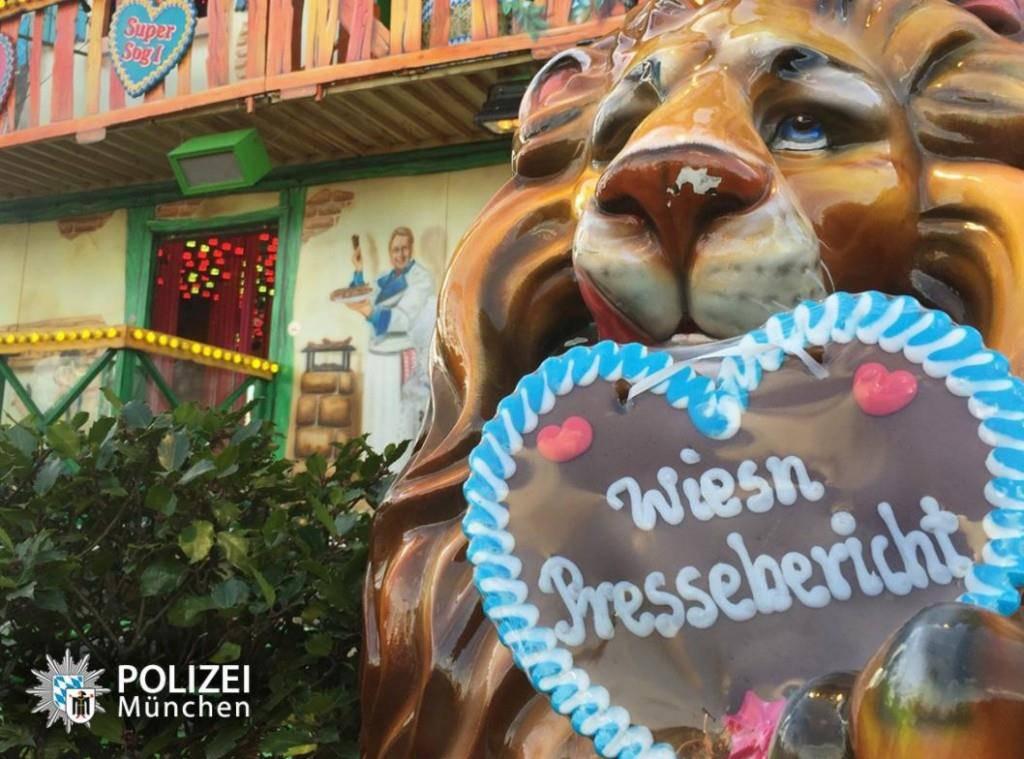 Wiesnpolizei München