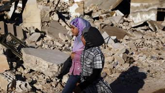 Zerstörung in der syrischen Stadt Taftanaz: Immer mehr Menschen in Syrien brauchen Hilfe (Symbolbild)