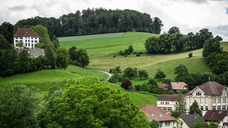 Das restaurierte Schloss Rued bietet den passenden Rahmen für verschiedenste Anlässe.