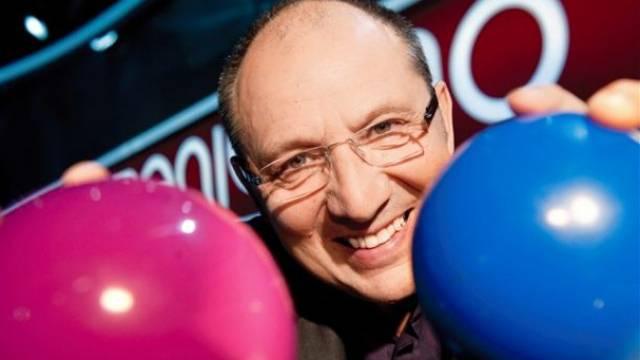Hat 2012 fünf «Benissimo»-Sendungen: Bernard Thurnheer. Foto:Frank W. Hempel - SRF