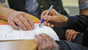 2018 unterzeichnete der 104-jährige Australier David Goodall in einem Sterbezimmer der Freitod-Organisation Eternal Spirit in Liestal die letzten Formulare.