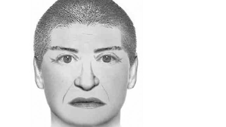 Die Polizei sucht mit diesem Phantombild nach einem der Täter.