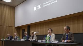Offizielle FHNW-Eröffnung in Muttenz