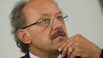 Thomas Hansjakob (im Bild) wird prüfen, ob die Strafanzeige gegen Bundesanwalt Michael Lauber begründet ist. (Archivbild)