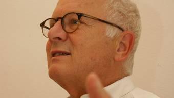 Georg Kreis findet die «Masseneinwanderungs»-Kampagne der SVP unschweizerisch
