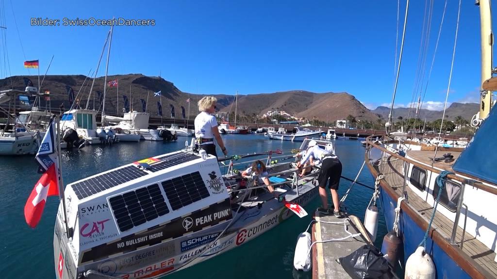 Im Ruderboot über den Atlantik: Teil 3
