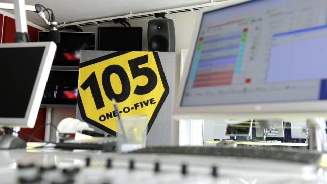Studio des Jugendradios 105 in Zürich (Archivbild)