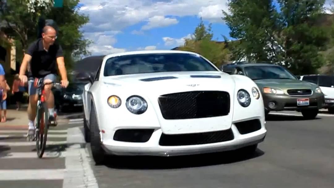 Ein sehr tolles Auto und ein sehr spezieller Fahrstil gingen hier Youtube-User Braden Carlson ins Netz.