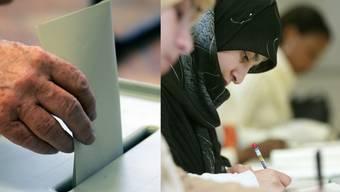 Im Baselbiet sollen Ausländer weiterhin kein Stimm- und Wahlrecht ausüben können.