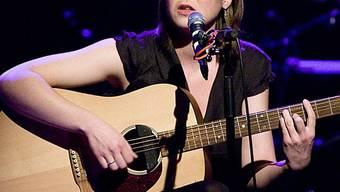 In Aktion: Sängerin Sophie Hunger (Archiv)