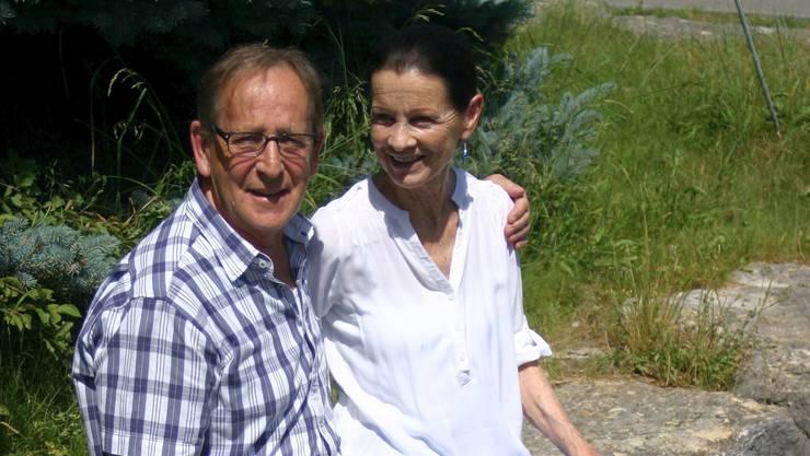 Josef und Silvia Zihlmann aus Weiningen erhielten 442 Stimmen und verwiesen Hans Peter Trutmann und Selina Giacomini auf die Plätze zwei und drei.