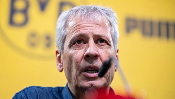 Wie lange ist Lucien Favre noch Trainer in Dortmund?