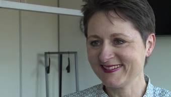 Franziska Roth hat in den drei Amtsmonaten schon einige Positionen im Departement neu besetzen lassen. Diese Veränderungen stossen auch auf Kritik.