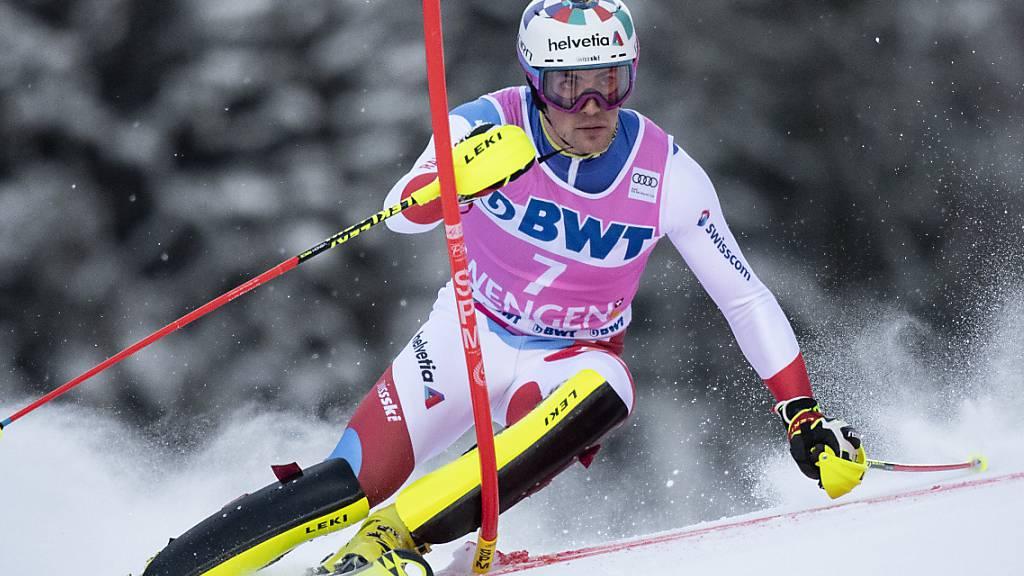 Yule und seine Slalom-Kollegen starten in die Saison