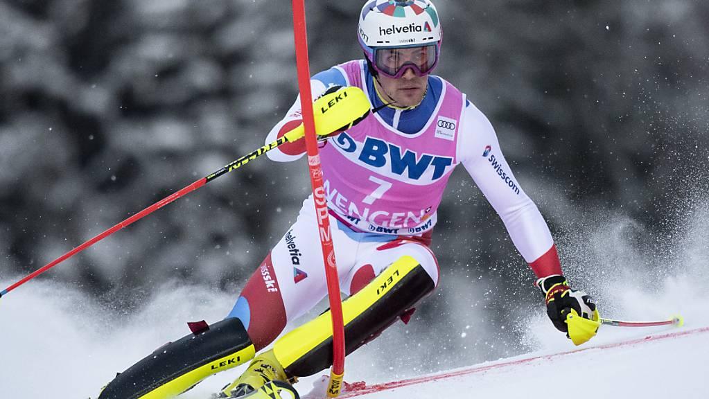 Daniel Yule ist der erfolgreichste Schweizer Slalomfahrer der Geschichte