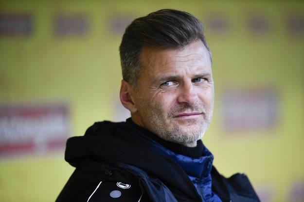 Vom Profi zum Kommentator und nun Sportchef beim FC St. Gallen: Alain Sutter.
