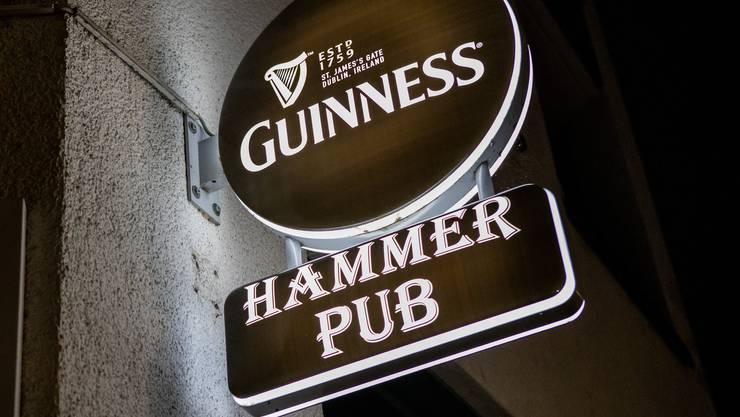 Das Hammer Pub Restaurant im Hammer Center 1 ist seit August 2018 geöffnet.