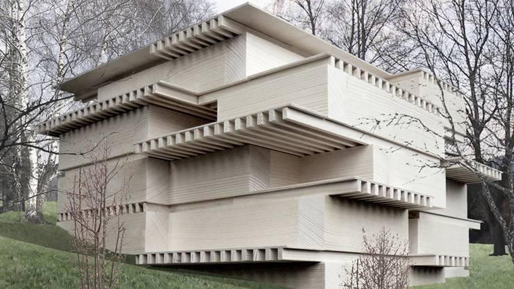 2009 ging das Projekt «Baumhütte» der Zürcher Architekten Robert Azzola und Thomas Durrer als Sieger aus dem Ideenwettbewerb hervor. Zwar wird dieses so nicht verwirklicht, bildet aber die Grundlage des Gestaltungsplans. zvg