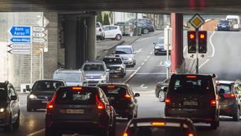 Das Brugger Gewerbe ist auf eine funktionierende Verkehrsinfrastruktur angewiesen.