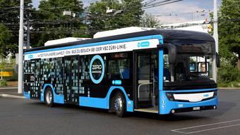 Die Dieselbusse der Linien 69, 80 und 83 weichen Batterietrolleybussen.