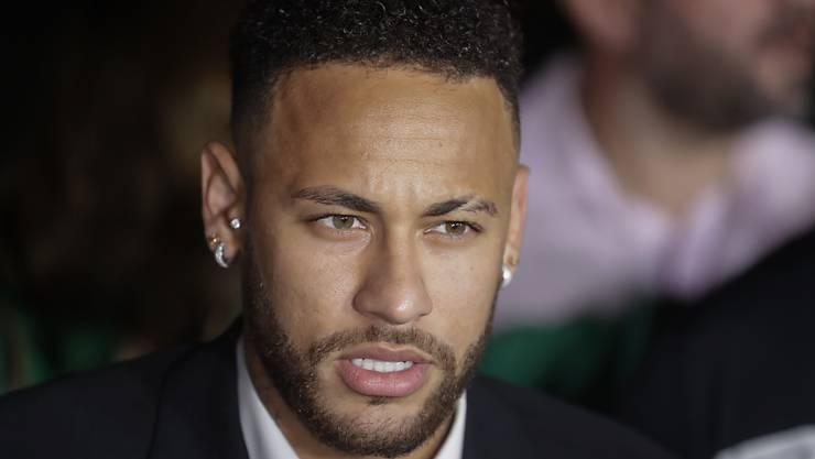 Die brasilianische Polizei will das Vergewaltigungsverfahren gegen Fussballstar Neymar zu den Akten legen. (Archivbild)