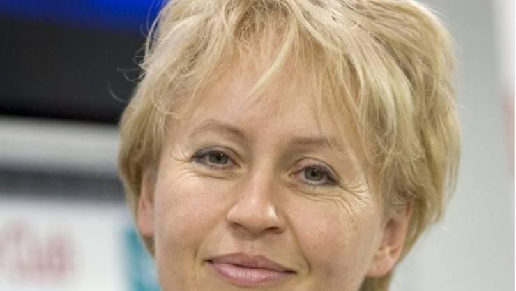 Die deutsche Autorin Ulrike Daesner wird mit dem Nicolas-Born-Literaturpreis 2016 ausgezeichnet (Archiv)