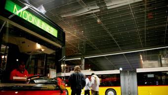 Der Moonliner Nachtbus fährt weiterhin nach Hubersdorf.